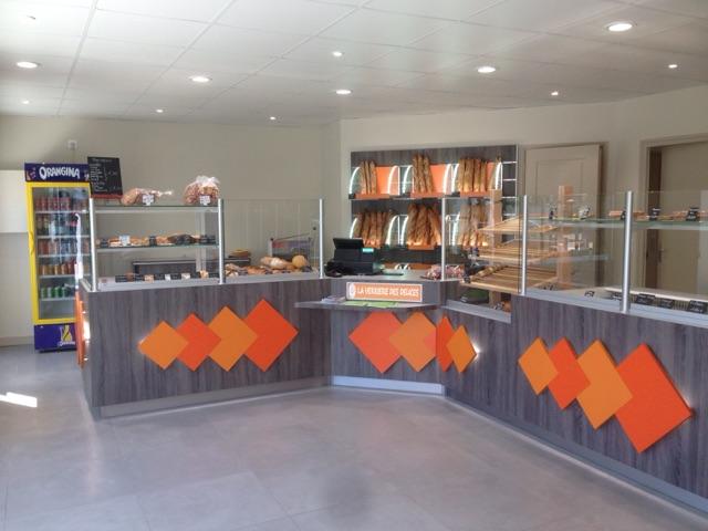 Boulangerie LA VERRIÈRE DES DÉLICES