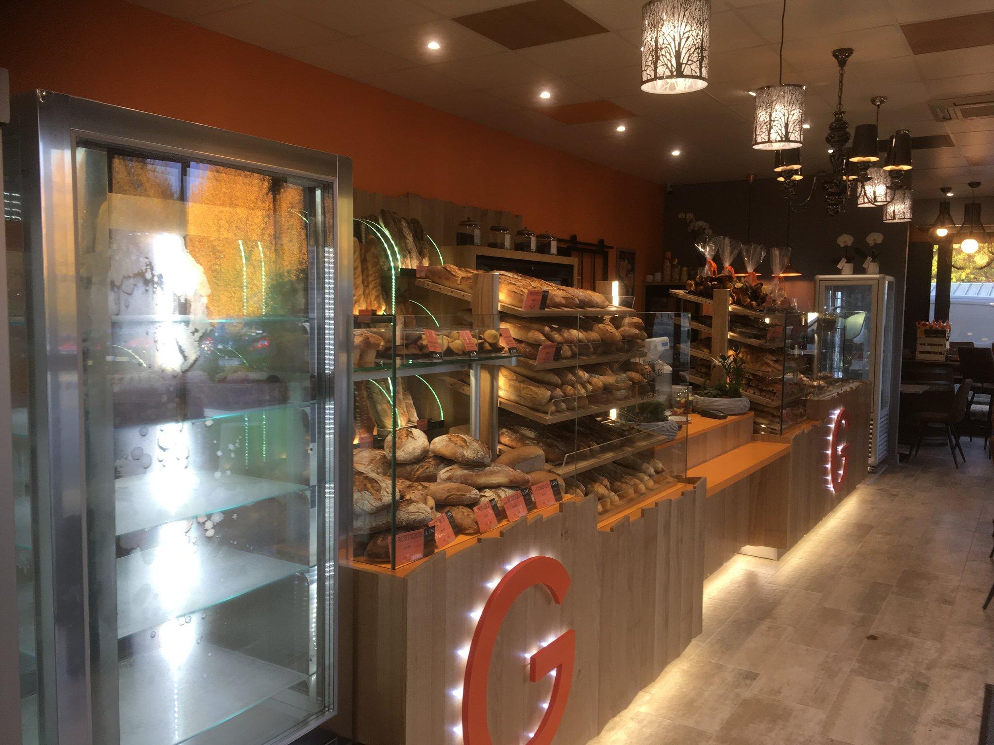 Boulangerie LA BREGEROISE