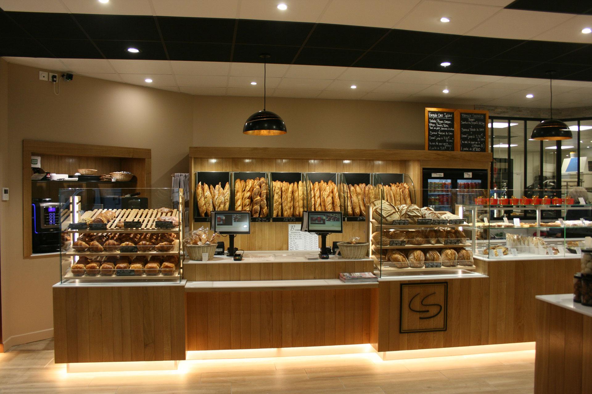 Boulangerie LE FOURNIL DE NATHAN